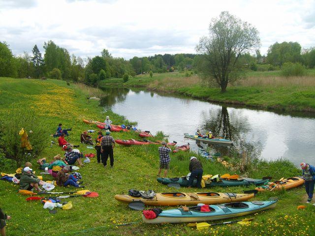 Zdjęcia: Vohandu, Południowo-wschodnia Estonia, Nad Vohandu2, ESTONIA