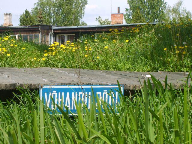 Zdjęcia: Vohandu, Południo-wschodnia Estonia, Rzekowskaz:), ESTONIA