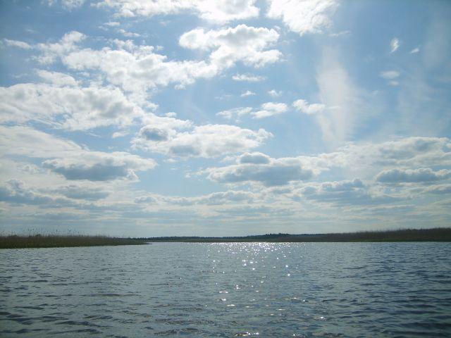 Zdjęcia: Vohandu, Południo-wschodnia Estonia, Ujście Vohandu 2, ESTONIA
