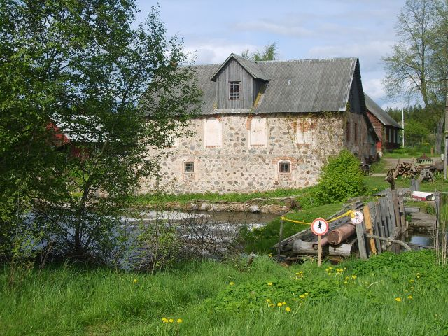 Zdjęcia: Vohandu, Południowo-wschodnia Estonia, Vohandu cd.3, ESTONIA