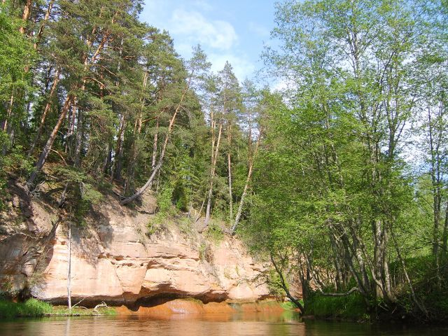 Zdj�cia: Vohandu, Po�udniowo-wschodnia Estonia, Vohandu cd.4, ESTONIA