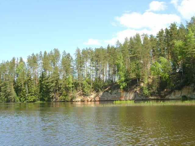 Zdjęcia: Vohandu, południo-wschodnia Estonia, Vohandu cd11, ESTONIA