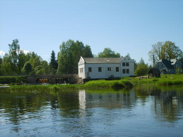 Zdjęcia: Vohandu, południo-wschodnia Estonia, Vohandu cd12, ESTONIA