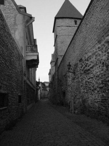 Zdjęcia: Tallin, mury obronne, ESTONIA