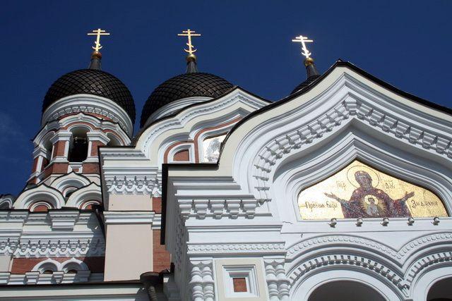 Zdjęcia: Tallin, Cerkiew, ESTONIA