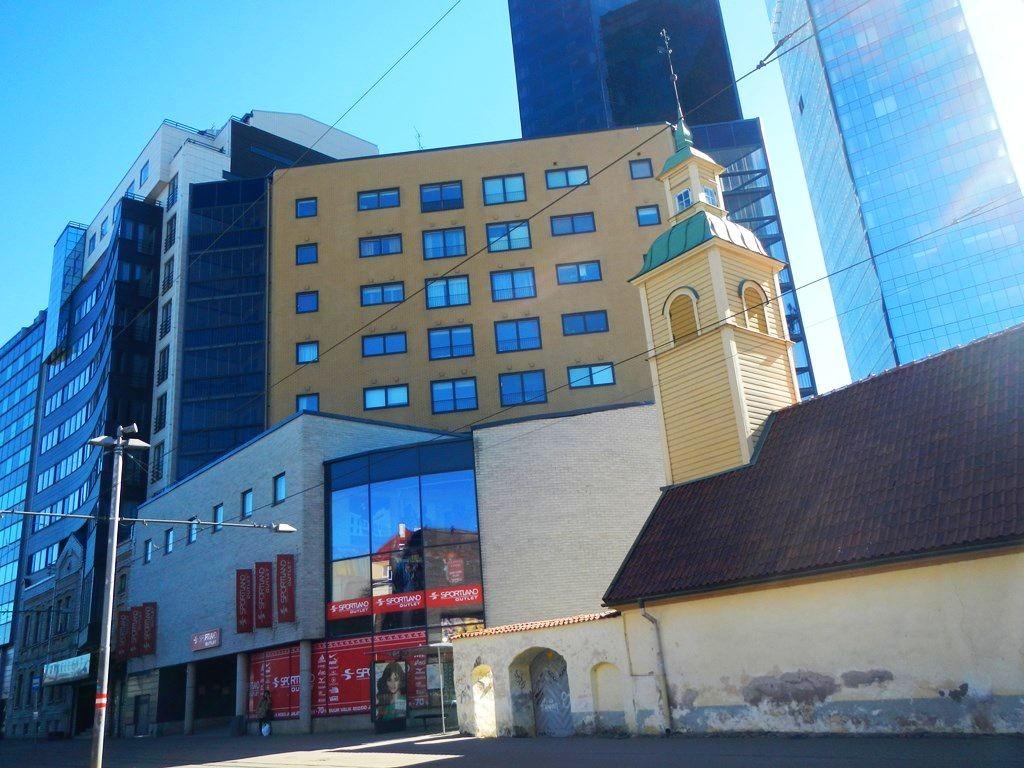 Zdjęcia: Tallin, Ulica talińska, ESTONIA