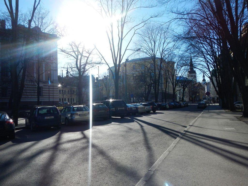 Zdjęcia: Tallin, Ulica w okolicach Starego Miasta (Tallin), ESTONIA