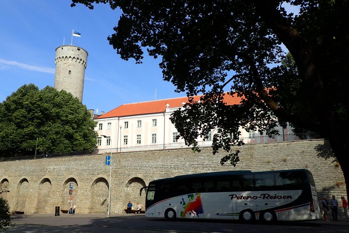 Zdjęcia: Tallinn, Długi Herman (Pik Hermann), ESTONIA