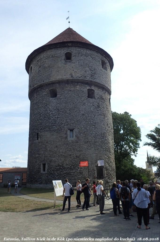Zdjęcia: Tallinn, Tallińska baszta, ESTONIA