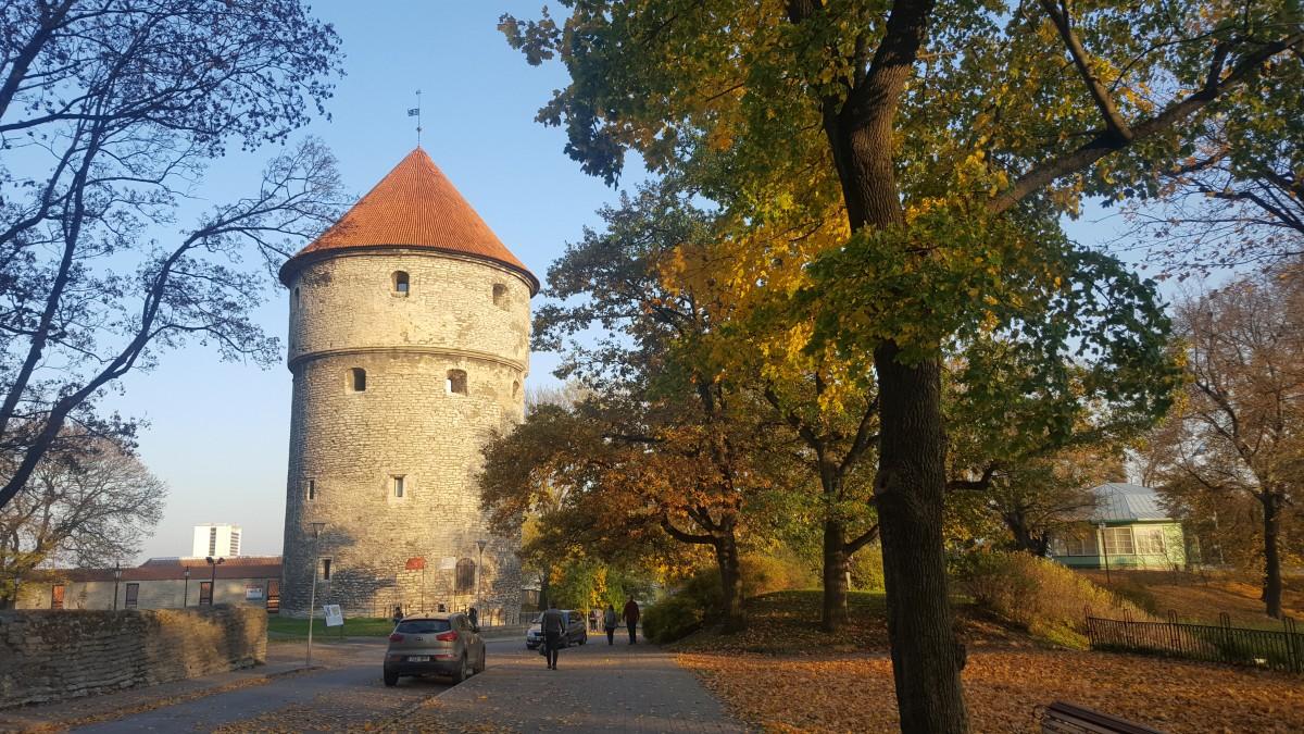 Zdjęcia: Tallinn, Harjumaa, Jesienny Tallin, ESTONIA