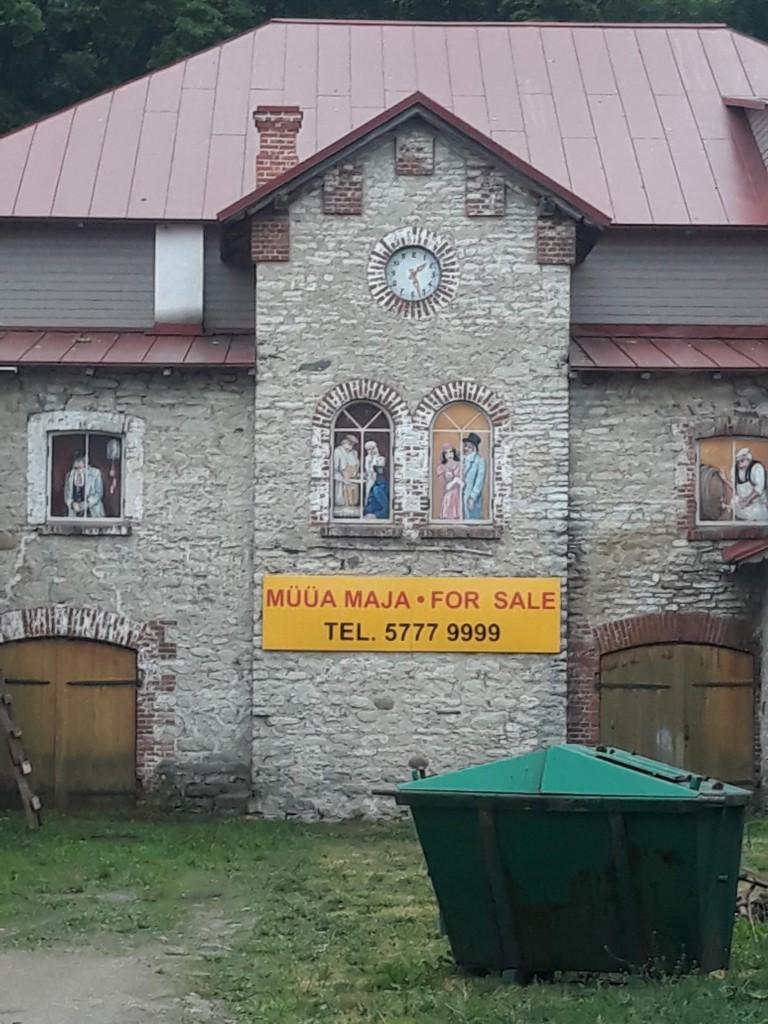 Zdjęcia: Rakvere, Wironia Zachodnia, Dom w Rakvere, ESTONIA