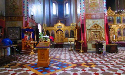 Zdjecie ESTONIA / Tallinn / Cerkiew / Kolory estońskiej cerkwi