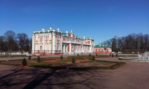 Zdjecie ESTONIA / Tallinn / Tallinn, park Kadriorg / Pa�ac w parku K