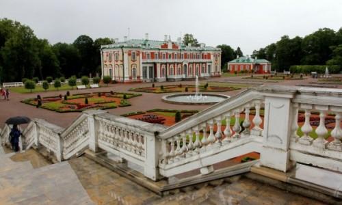 Zdjęcie ESTONIA / - / Tallin / Pałac Kadriorg
