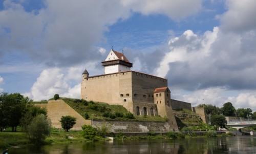 Zdjecie ESTONIA / - / Narva / Zamek Hermana