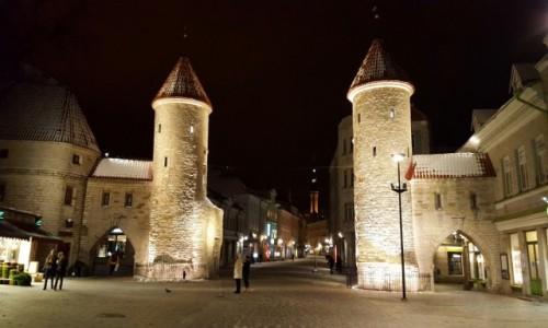 Zdjęcie ESTONIA / Harjumaa / Tallinn / Brama stoi otworem
