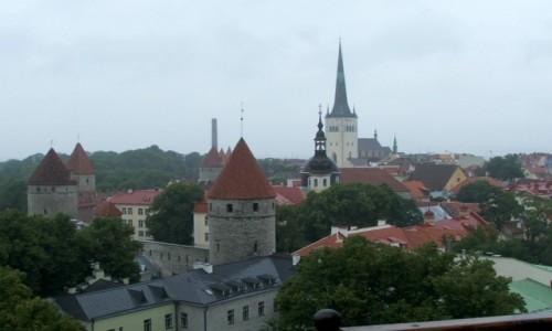 Zdjęcie ESTONIA / - / Tallin / Stare Miasto