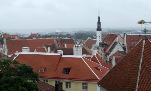 Zdjecie ESTONIA / - / Tallin / Stare Miasto