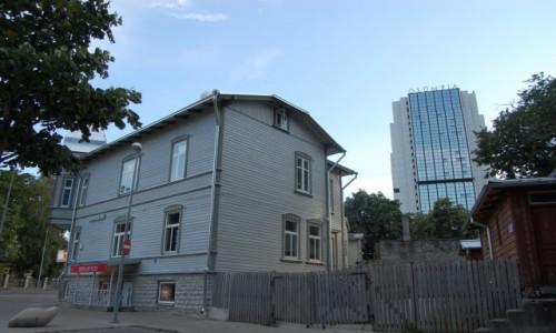 Zdjecie ESTONIA / Tallin / Tallin / Takim go pamiętam. Tallin - miasto gdzie obok starego wyrasta nowe