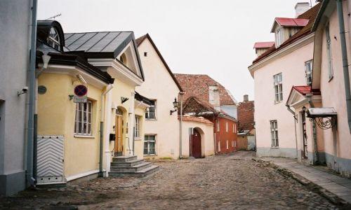 Zdjęcie ESTONIA / TALLIN / TALLIN / ULICZKA