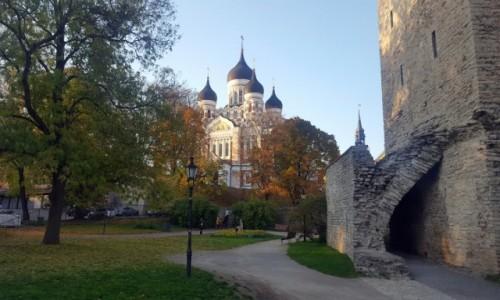 ESTONIA / Harjumaa / Tallinn / Sobór św. Aleksandra Newskiego