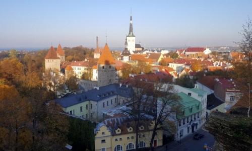 Zdjęcie ESTONIA / Harjumaa / Tallinn / Popołudnie na Starym Mieście