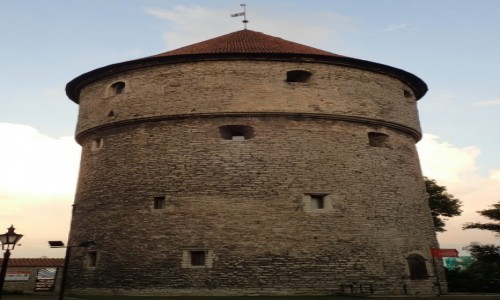 Zdjęcie ESTONIA / - / Tallinn / Tallińska baszta