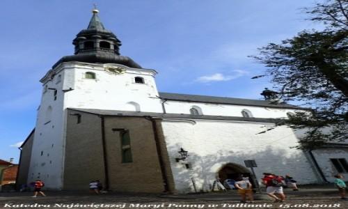Zdjecie ESTONIA / - / Tallinn / Katedra najświętszej Maryi Panny