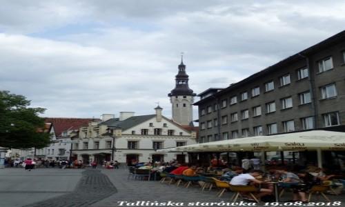 Zdjecie ESTONIA / - / Tallinn / Tallińska starówka