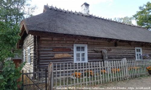 ESTONIA / - / Altja / Park Narodowy Lahemaa