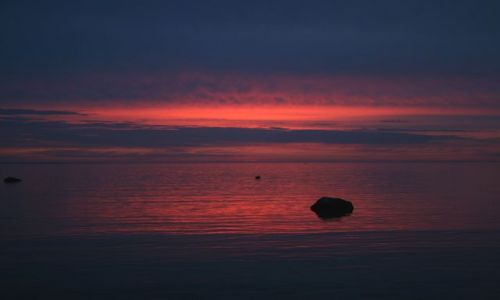 Zdjęcie ESTONIA / brak / Tallin / Zachód Słońca