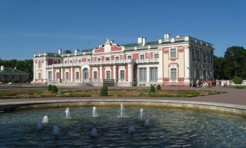 Zdjecie ESTONIA / Tallin / Tallin - Kadriorg/Kadrioru / Śladami Piotra