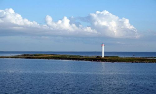 ESTONIA / Hiuma / Wyspa Hiuma / Latarnia