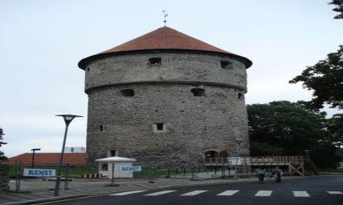 Zdjecie ESTONIA / Tallinn / Tallinn / Kiek in de Kok