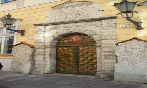 Zdjecie ESTONIA / - / Tallin / Konkurs Drzwi Ś