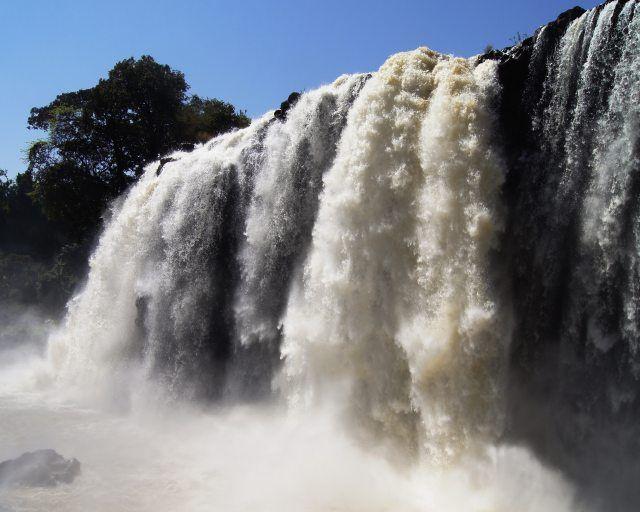 Zdjęcia: Blue Nile Falls, Amhara, Błekitny Nil, ETIOPIA