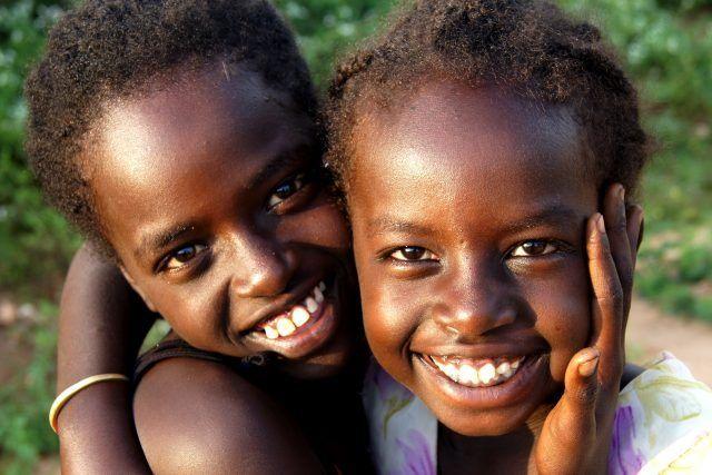 Zdjęcia: Turmi, Omo, Radość współistnienia, ETIOPIA