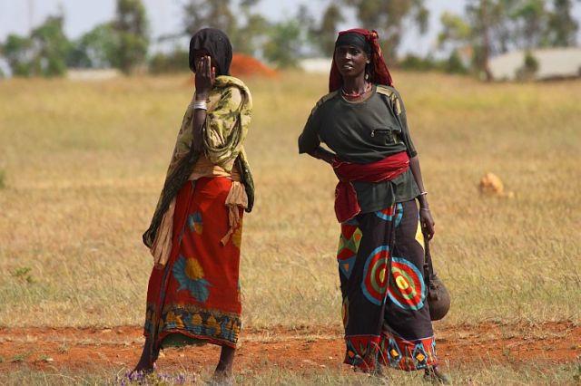 Zdjęcia: Negele, Negele, Folklor, ETIOPIA