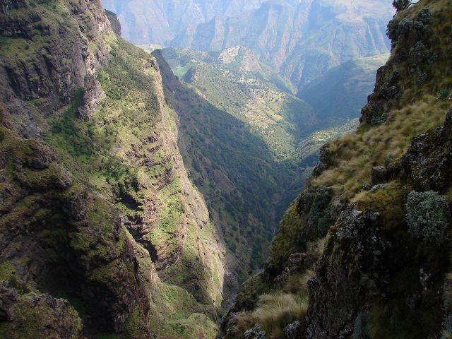 Zdjęcia: Góry Simen, Góry Simen , ETIOPIA