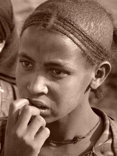 Zdjęcia: Tigray, Etiopia Północna, Twarze Etiopii, ETIOPIA
