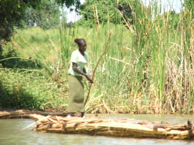 Zdjęcia: Bahir Dar, Córka rybaka- początek Błękitnego Nilu, ETIOPIA