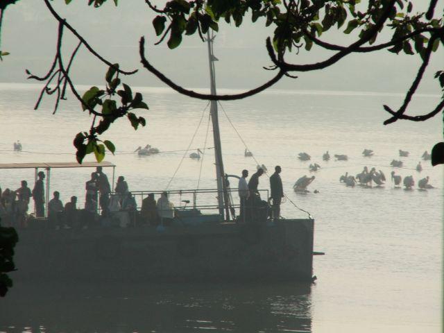 Zdjęcia: Bahir Dar, Prom- jezioro Tana, ETIOPIA