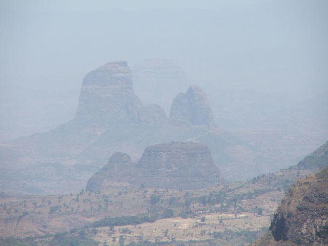 Zdjęcia: Siemen Mountains, Góry Siemen, Księżyc?!, ETIOPIA