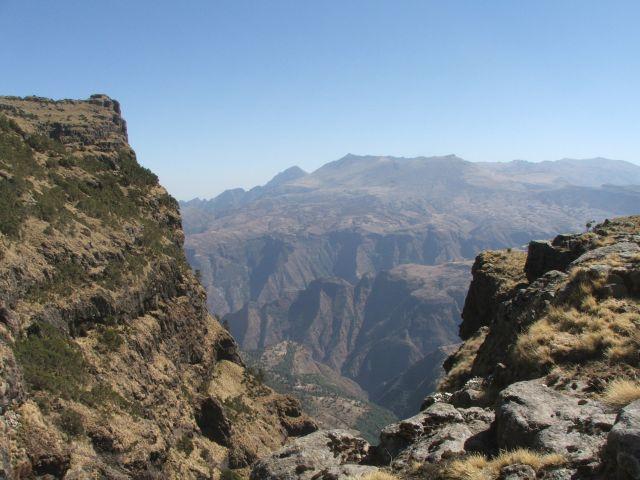 Zdjęcia: Siemen Mountains, Góry Siemen, Nadal księżycowo, ETIOPIA