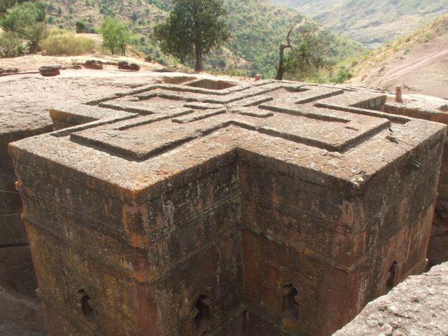 Zdjęcia: Lalibela, Lalibela, Kamienne kościoły, ETIOPIA