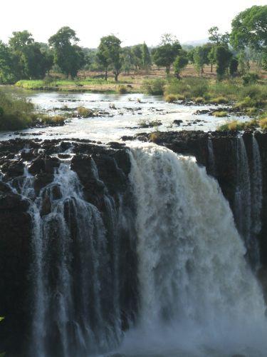 Zdj�cia: Bahir Dar, Bahir Dar, Wodospad Tis Isat, ETIOPIA