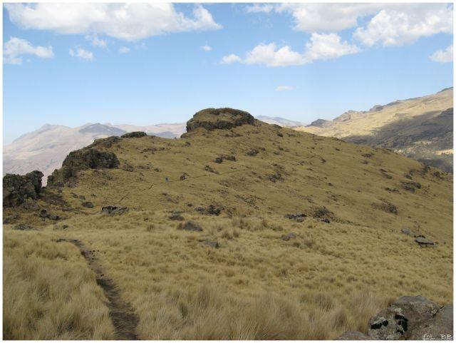Zdjęcia: Siemen Mts, Siemen Mts, Nasza trasa do Chennek Base Camp , ETIOPIA