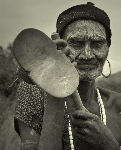 Zdjęcia: wioska Mursi, Dolina Omo, Mursi, ETIOPIA