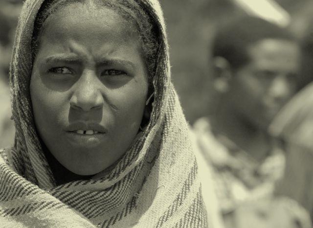 Zdj�cia: wioska , Dolina Omo, ***, ETIOPIA