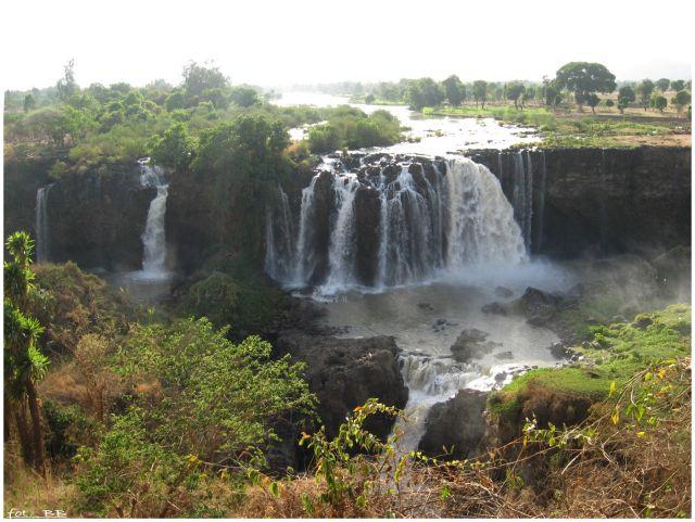 Zdj�cia: Tis Ysat/Tis Abbay, Etiopia P�nocna, Tis Abbay - Nil B�ekitny, ETIOPIA
